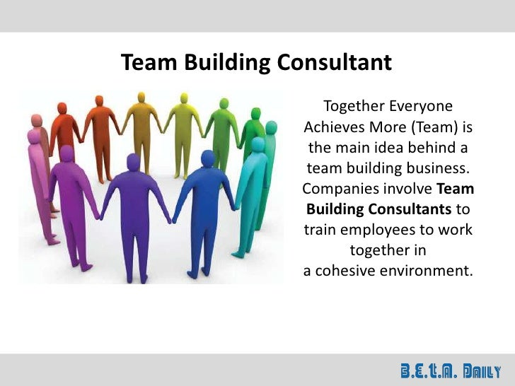 Consulting Company Business Plan