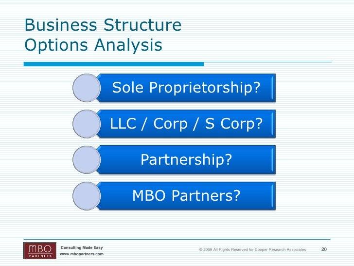 How to Structure a Partnership  Inccom