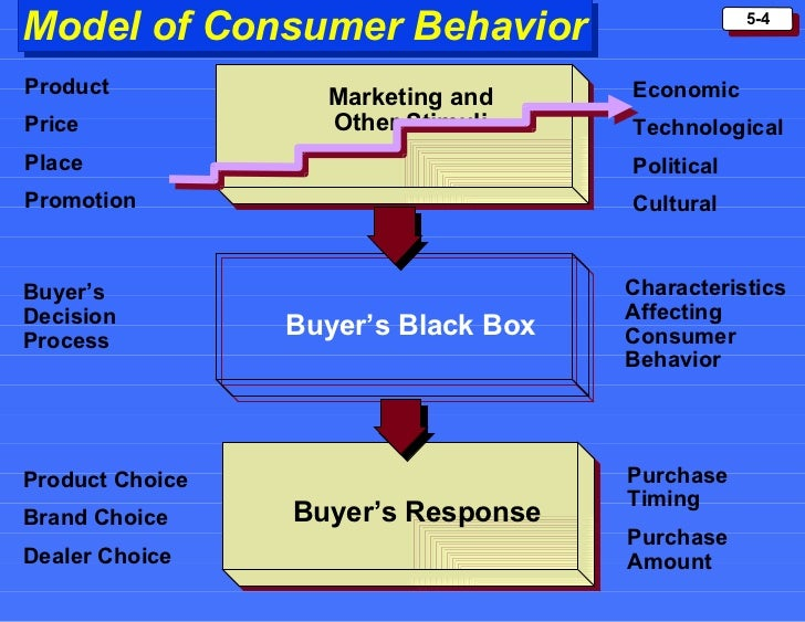 personality of consumer behavior Theories of consumer behavior address important issues for marketers, and to determine consumer behavior, marketers use numerous models.
