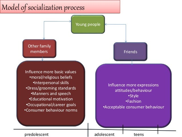 an essay on the process of socialization