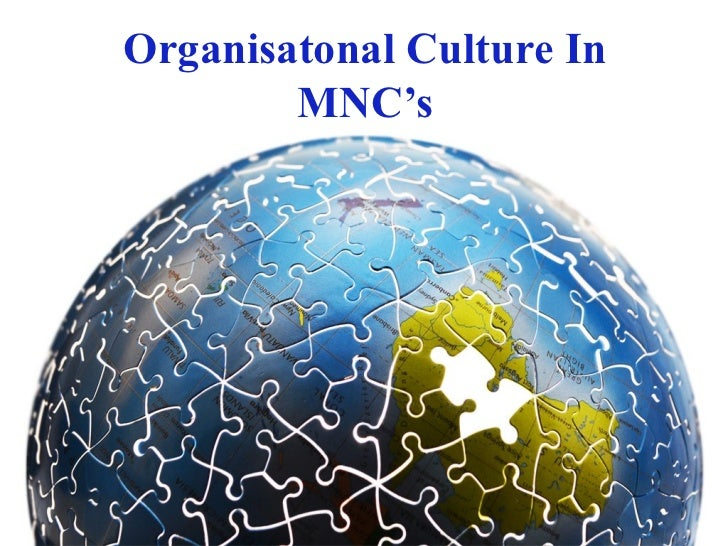 "cutural variation in mncs Title: october 9th, 2015, author: the  ""the mncs are now convinced of business viability in  the pressure for greater variation and experimentation in."