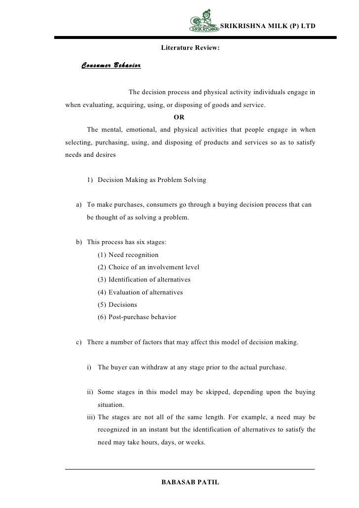essay on consumer rights
