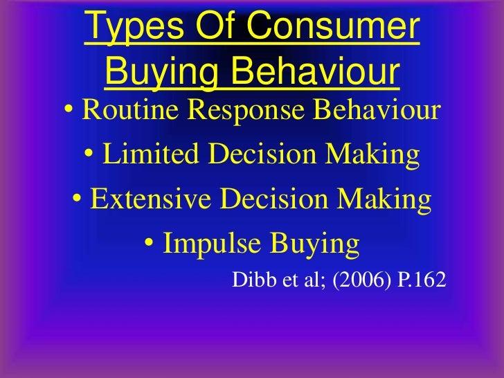 consumer behaviour bachelor thesis Marketing and consumer behaviour group at wageningen university bachelor thesis was a more general literature study about the effects of social media.