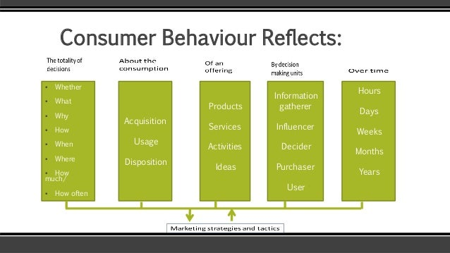 political influence of consumer behaviour 32 the factors which influence consumer behaviour many studies of both commercial and social marketing emphasise the influence of family.