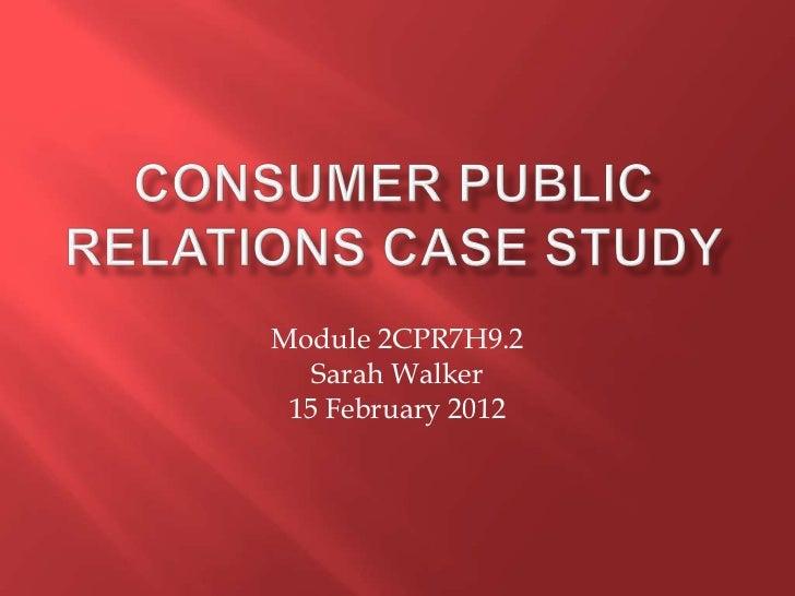 pr campaign case studies 2012 Case studies 2012 colgate product launch pr campaign about campaign title: 2012 colgate product launch pr campaign 27 nov 2012.