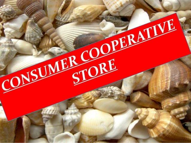 consumers cooperatives This report considers four major types of cooperatives: consumer, employee,  business and multi-stakeholder consumer cooperatives, owned by individual.