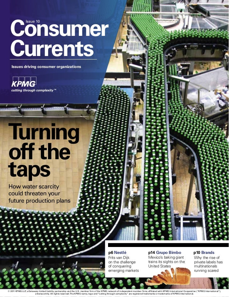 Consumer Currents   Issues Driving Consumer Organizations   Issue 10