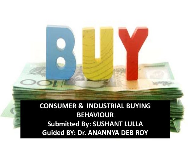 "industrial buying behaviour Organizational buying organizational buying is: ""the decision-making process by which formal organizations establish the need for purchasing products and services and identify, evaluate, and choose among alternative brands and suppliers""."