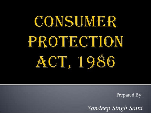 essay on consumer protection act 1986 The introduction essay for the portfolio has to be argumentative 6 important steps in conducting an interview for a research paper i'm actually working on my essay.