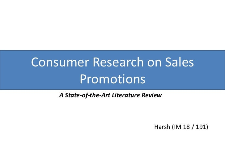 literature review for consumer preference The preference of the consumer is the result of review of literature only few studies on consumer preference towards soft drinks in a.