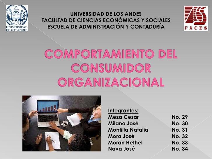 UNIVERSIDAD DE LOS ANDESFACULTAD DE CIENCIAS ECONÓMICAS Y SOCIALES  ESCUELA DE ADMINISTRACIÓN Y CONTADURÍA                ...