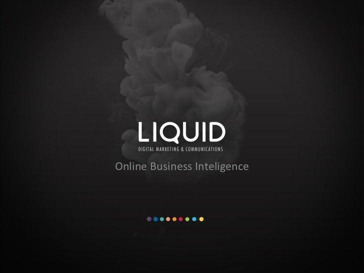 Online Business Inteligence