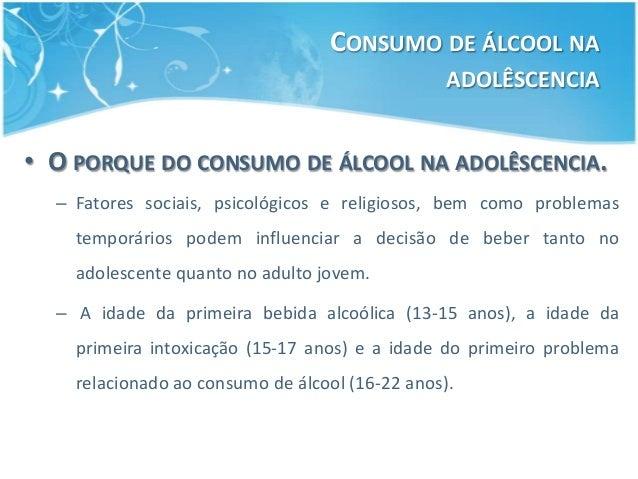 Meios de descarte de alcoolismo