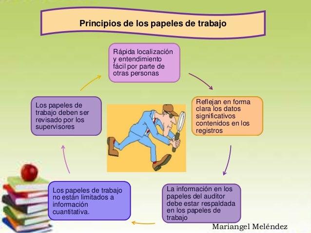 Papeles e informes en la auditoria financiera for Trabajos en barcelona sin papeles