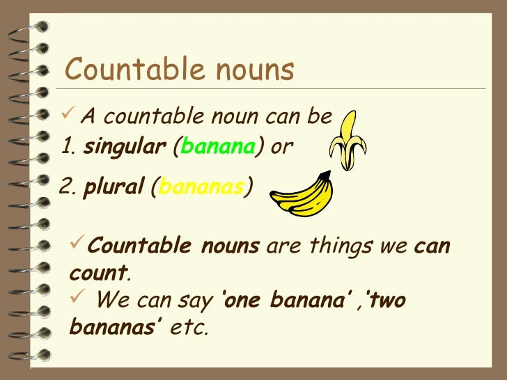countable and uncountable nouns Nouns – countable and uncountable 1 read and find find the food and drinks and write them in the boxes this is my kitchen we've just been shopping there are some apples in.