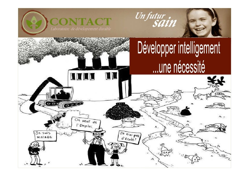 Développement durable     Sustainable development