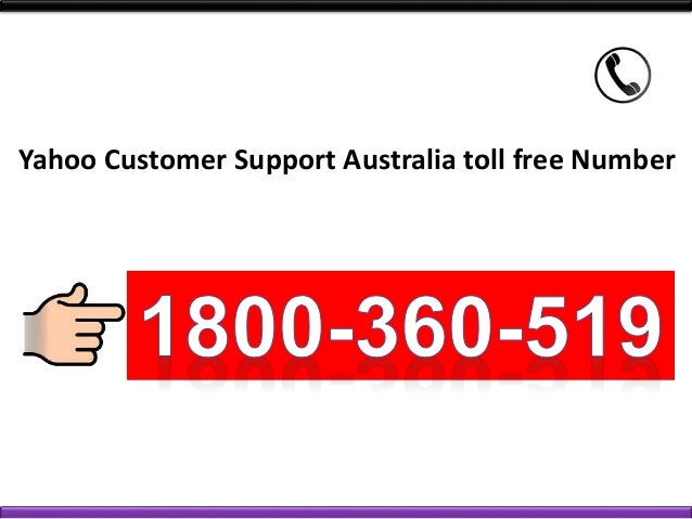 Toll free yahoo customer care australia 1800 360 519 for Southern living phone number