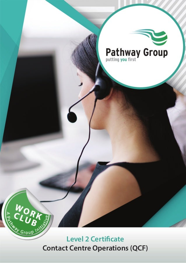 Contact Centre Operations Training - Work Club