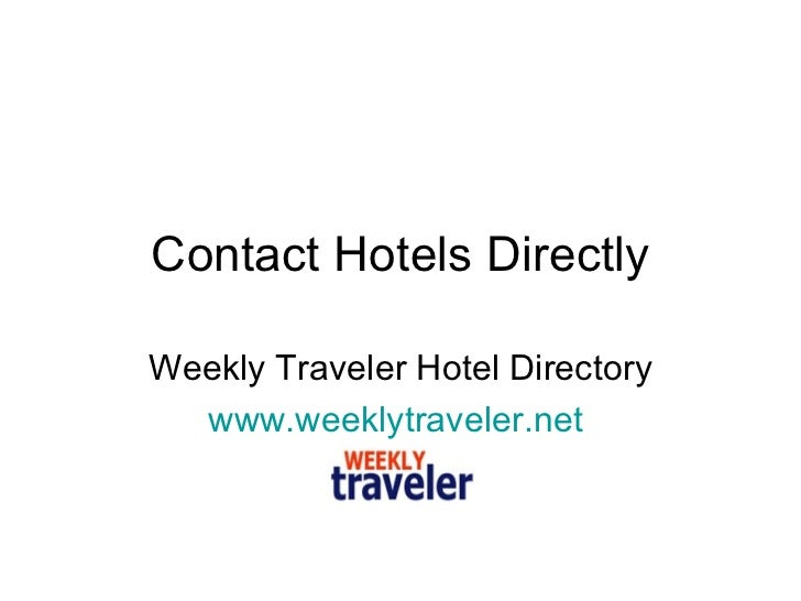 India Hotels Directory