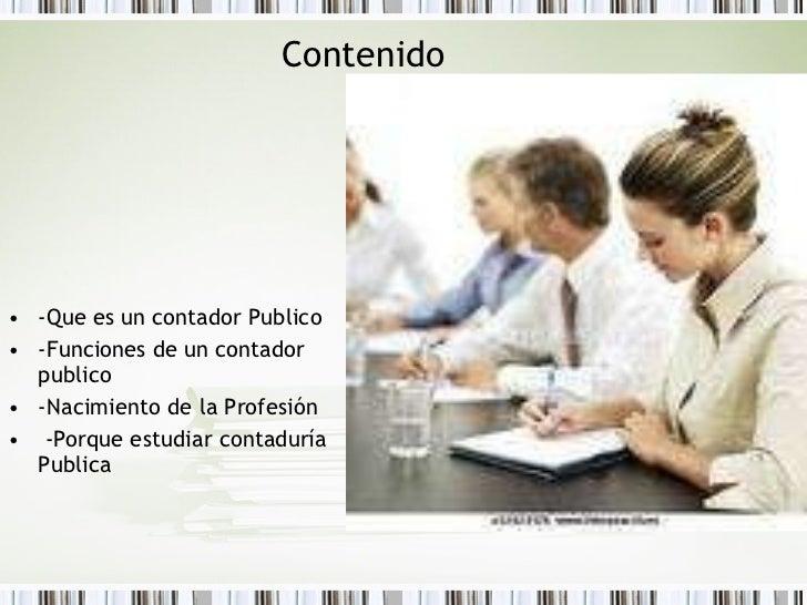 Contaduria publica.