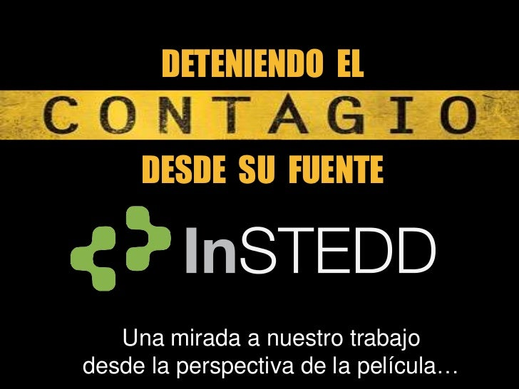 Contagio_InSTEDD
