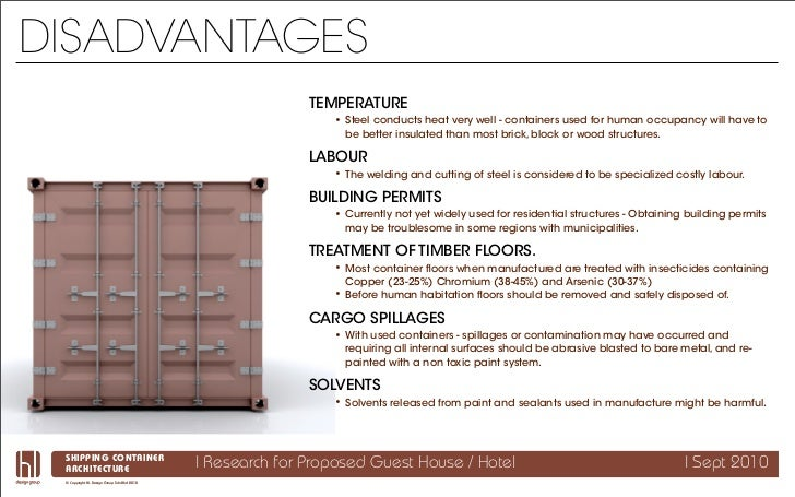 Shipping container architecture research for The benefits of having storage container homes