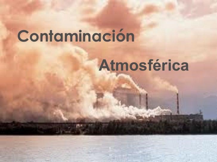 Contamina..