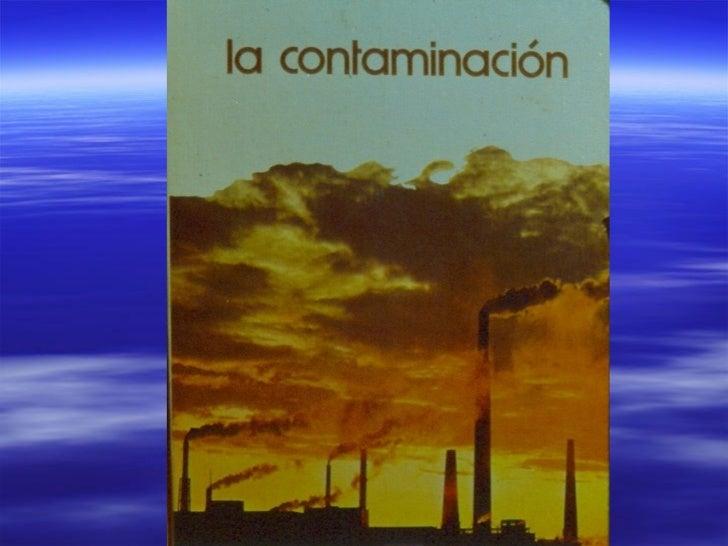 Contaminación 1974