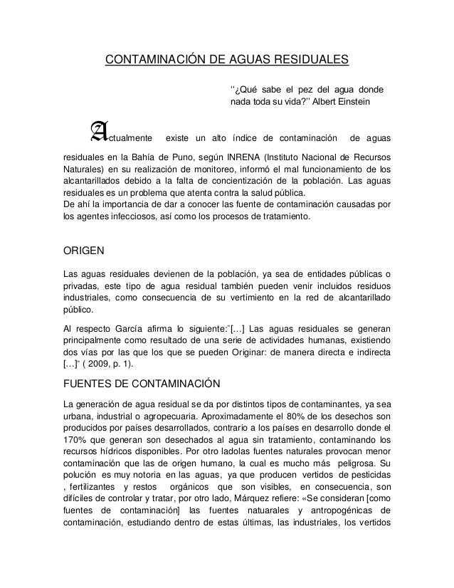 CONTAMINACIÓN DE AGUAS RESIDUALES Actualmente existe un alto índice de contaminación de aguas residuales en la Bahía de Pu...