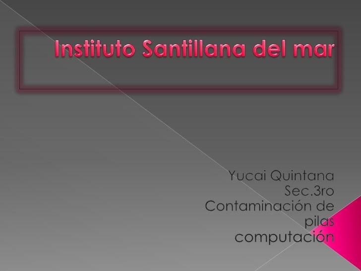 ContaminacióN De Las Pilas Pptx15
