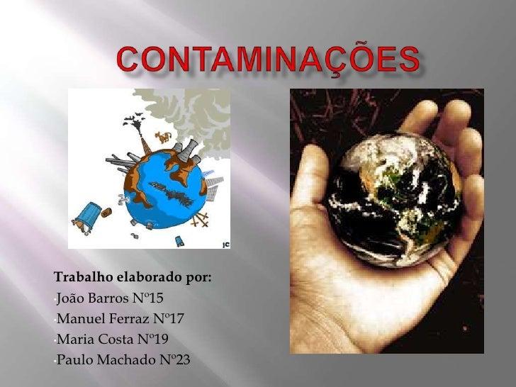 Contaminações
