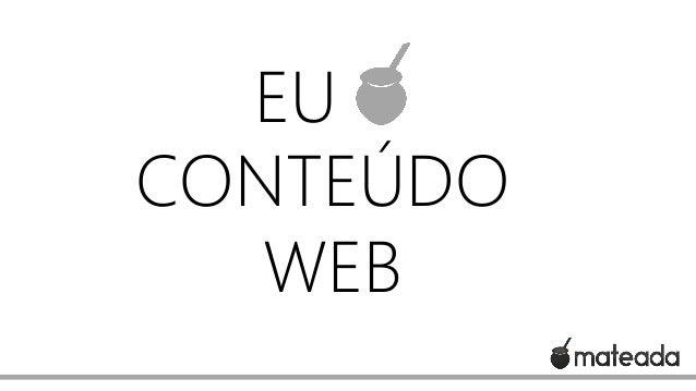 EU CONTEÚDO WEB