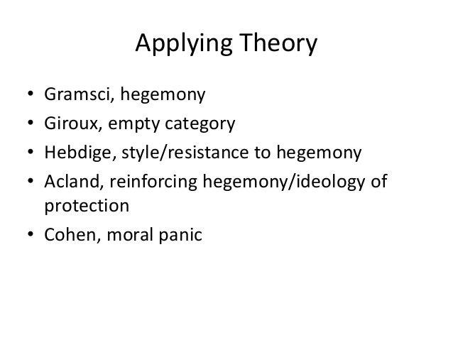 hegemony essay