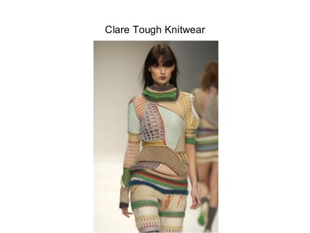 Clare Tough Knitwear