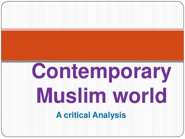 Contemporary muslim world