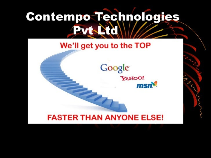 Contempo technologies pvt ltd power point