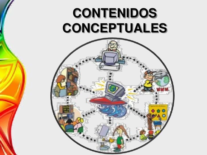 CONTENIDOSCONCEPTUALES