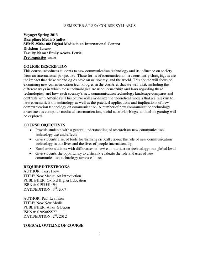 Contenidos y bibliografía digital media1