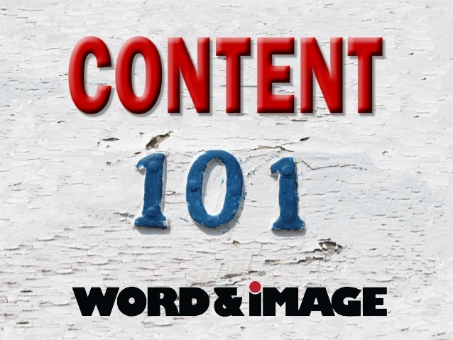 101 WAYS         TO PUBLISH CONTENT              Got a story, artwork, song,                movie or idea to share?       ...