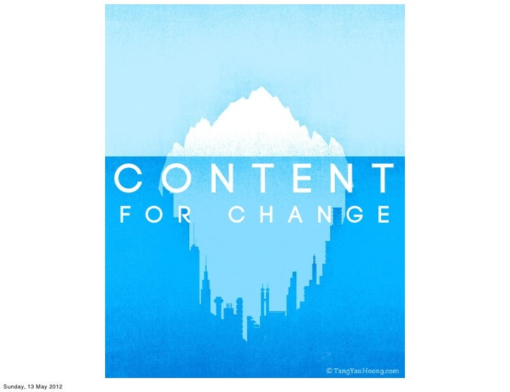 Content for change