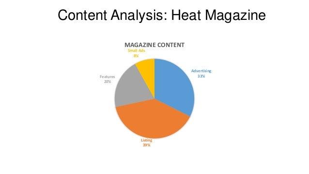 analyzing magazine essay