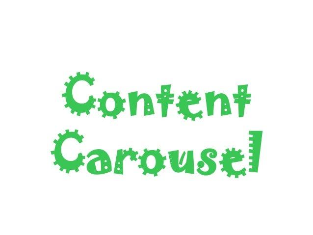 Content Carousel