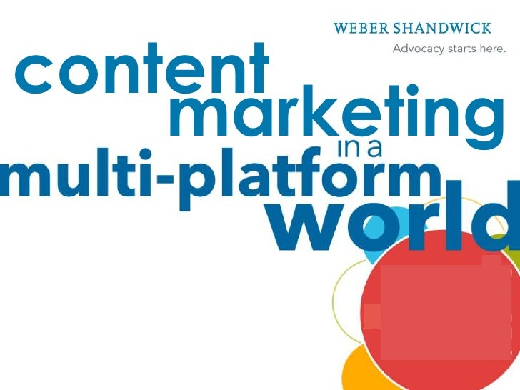 Harnessing Content to Build Reputation and Combat Risk