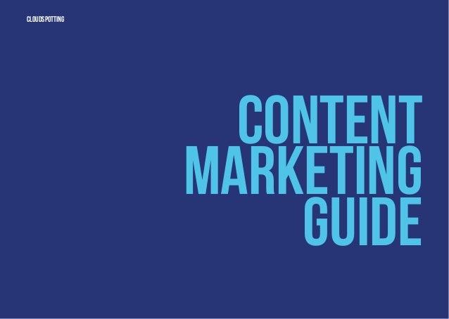 contentmarketingguideCLOUDSPOTTING