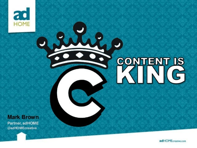 Content Marketing (March 2013)