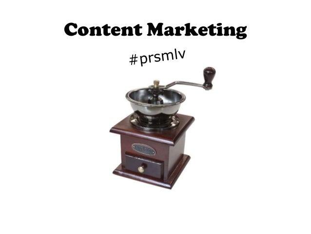 Content Marketing Präsentation an der Uni Wien