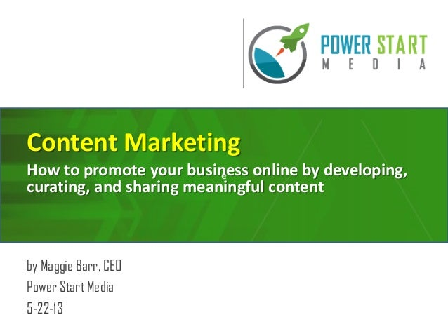 eContent MarketingHow to promote your business online by developing,curating, and sharing meaningful contentby Maggie Barr...