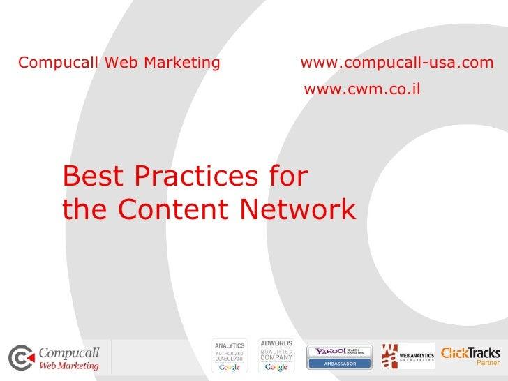 Google Content Network
