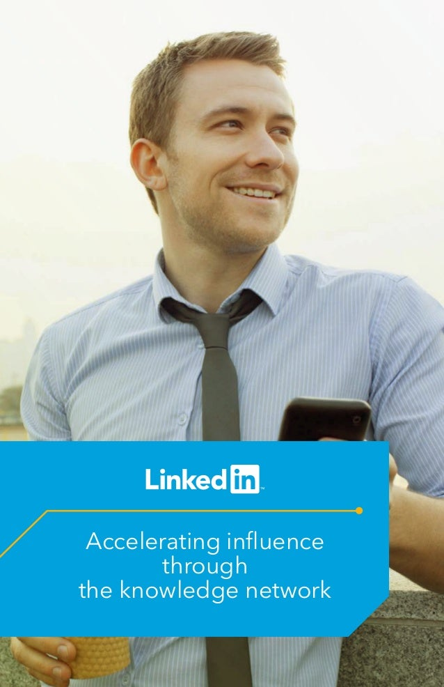 Accelerating influence through the knowledge network
