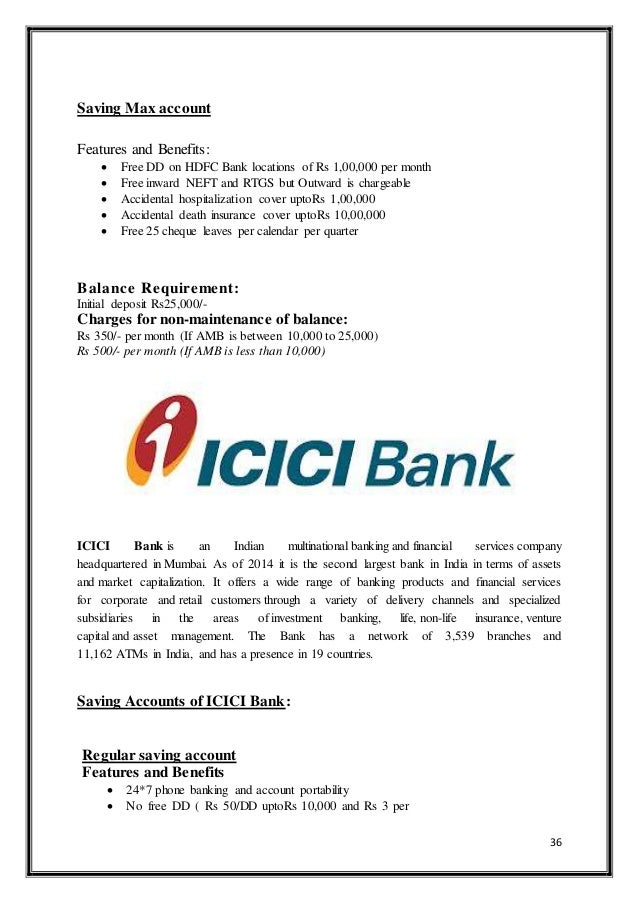 A study on financial analysis of hdfc bank